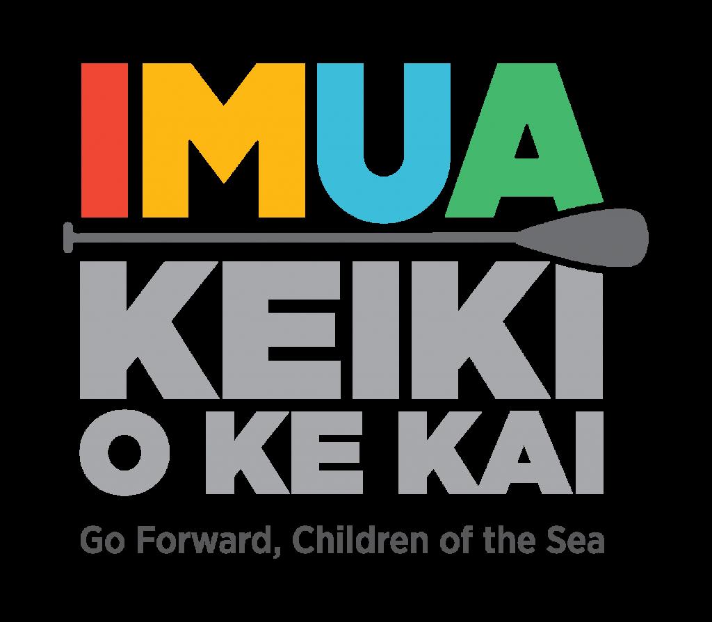Imua Keiki o ke Kai Logo